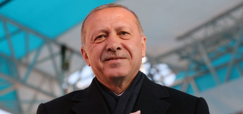 ERDOĞAN CALLS ON CITIZENS TO CELEBRATE DEMOCRACY ON MARCH 31