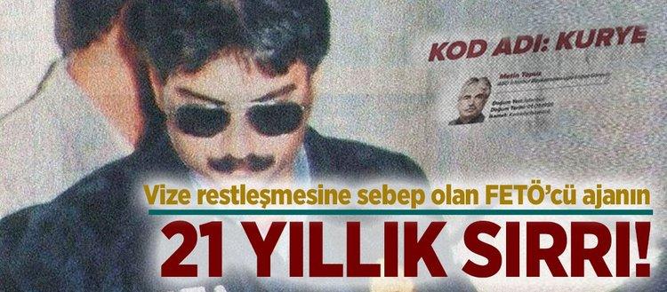 Vize skandalına sebep olan Metin Topuz'un 21 yıllık sırrı ne?