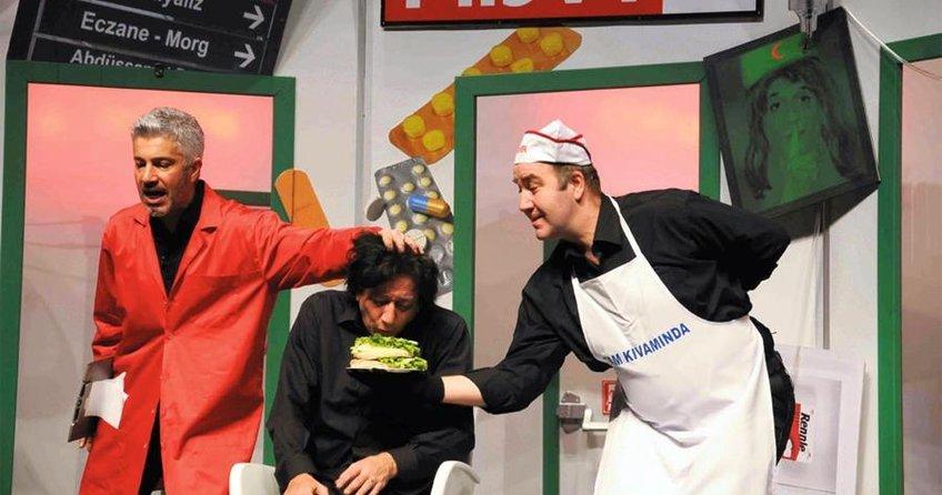 5'inci Türk Tiyatro Festivali başlıyor