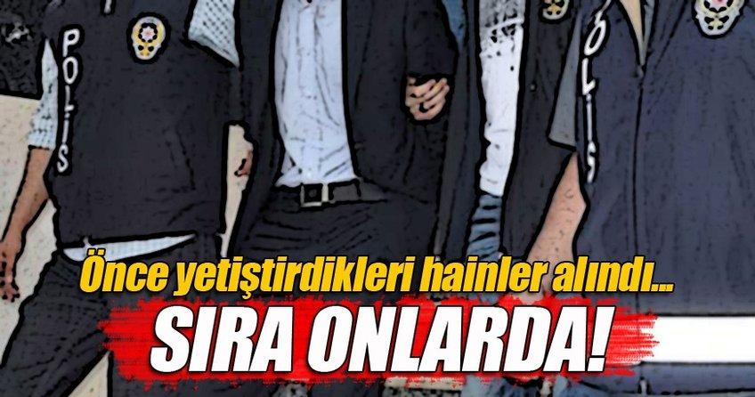 İzmir merkezli 4 ilde FETÖ/PDY operasyonu