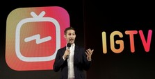 Instagram unveils video service IGTV to rival YouTube