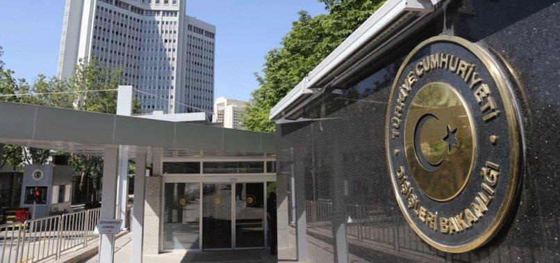 TURKEY CRITICIZES GERMAN COURTS NSU VERDICT