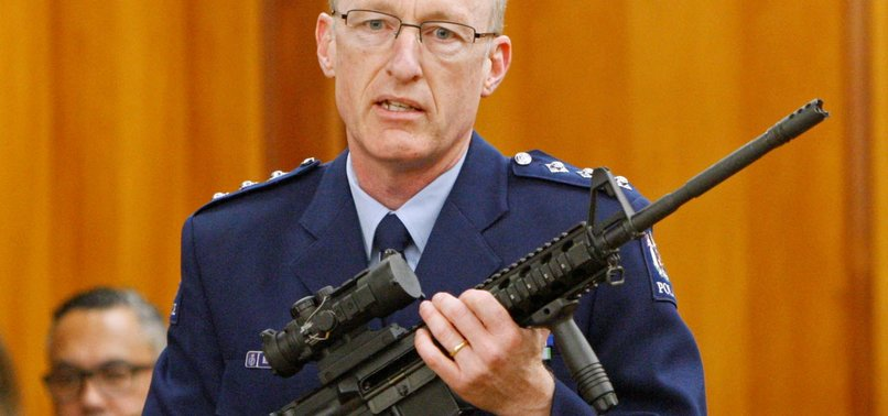 NZ TIGHTENS GUN LAWS AGAIN AFTER CHRISTCHURCH ATTACK