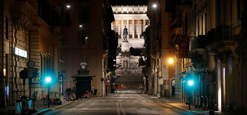 ANGER OVER ITALY VIRUS RULES AS CURFEWS ENFORCED AROUND EUROPE