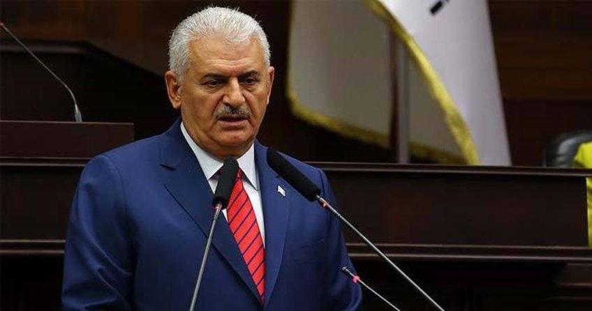 Başbakan Binali Yıldırım'dan yeni anayasa açıklaması