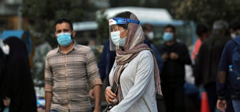 IRAN REPORTS COVID-19 DEATH EVERY FIVE MINUTES