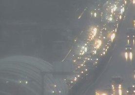 Avrasya Tüneli trafiğe kapandı!
