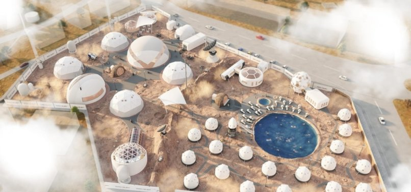 RESORT TOWN OF KUŞADASI TO SET UP A TOURISTIC MARS COLONY