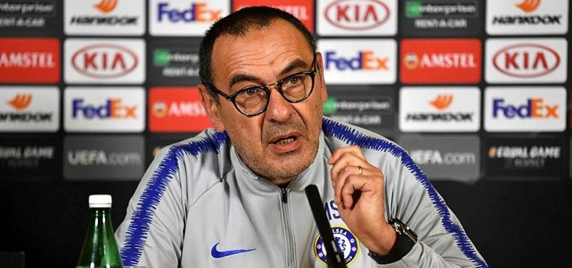MANAGER SARRI HAPPY TO STAY AT CHELSEA, IF CLUB STILL WANT HIM