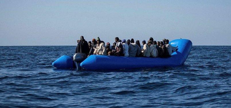 UN URGES EU TO TAKE STRANDED MIGRANTS IN MEDITERRANEAN
