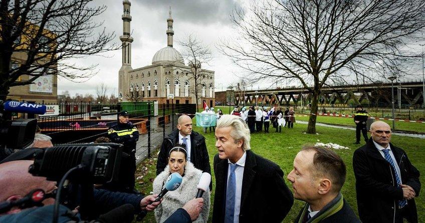 Tunahan Kuzu'dan Wilders'e ders