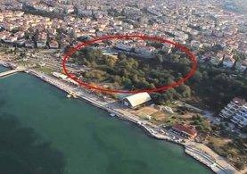 CHP Büyükçekmece'nin son yeşil alanını 160 milyona sattı