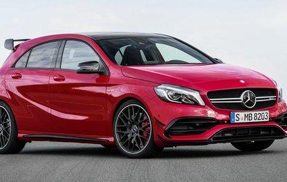 2016 Mercedes-Benz A Serisi