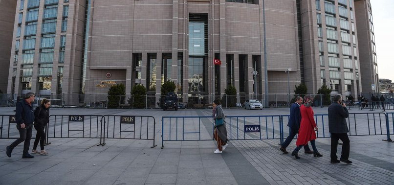 TURKISH COURT RULES ON TO KEEP US CONSULATE WORKER IN JAIL