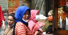Indonesia's confirmed virus cases exceed half million