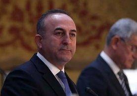 Dışişleri Bakanı Mevlüt Çavuşoğlu'ndan son dakika 'PYD' açıklaması
