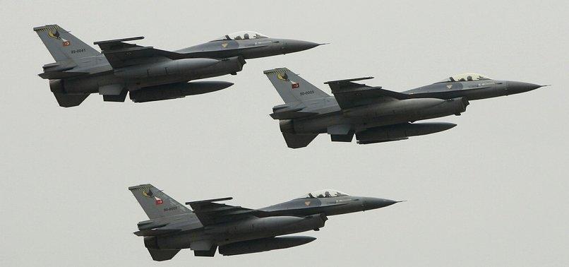 TURKISH FORCES NEUTRALIZE 6 PKK TERRORISTS IN N.IRAQ