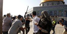 Israel bars Palestinians from praying at Al-Aqsa Mosque