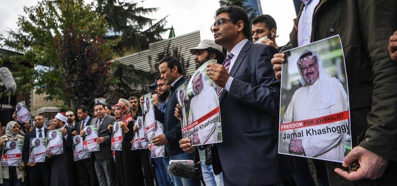 TURKEY OBTAINS RECORDINGS OF SAUDI JOURNALISTS PURPORTED KILLING - PAPER