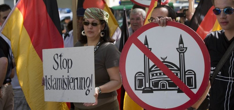 DOUBLE STANDARDS OF EUROPE LEAD TO RISE OF ISLAMOPHOBIA