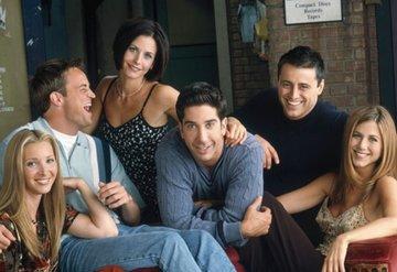 Friends'in Özel Bölümü Önümüzdeki Hafta Çekilecek