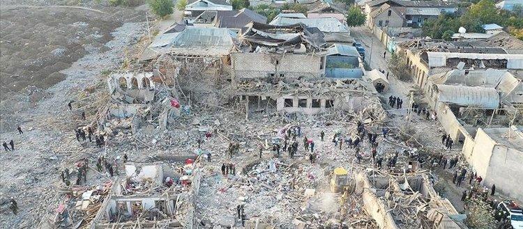 Uykudayken füzeyle vurulan Gence kentinin sakinleri: Ermenistan sivillerden intikam alıyor