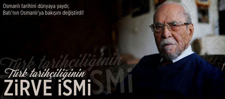 Türk tarihçiliğinin zirve ismi: Halil İnalcık