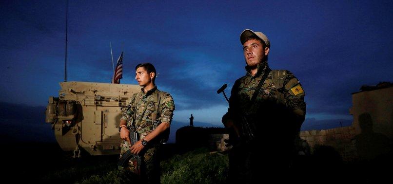 TURKEY EXPECTS WASHINGTON TO STOP SHIFTING YPG TERRORISTS TO SYRIAS AFRIN