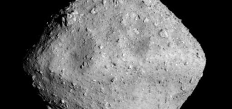 JAPAN CREATES WORLDS FIRST ARTIFICIAL CRATER ON ASTEROID