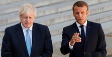 France's Macron: No time to negotiate new Brexit deal