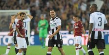 Udinese stun AC Milan to hand Giampaolo losing start
