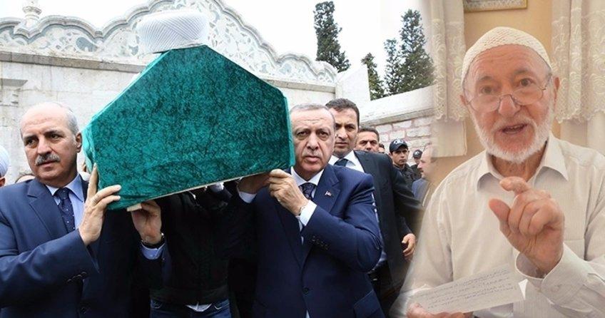 Türkiye'de korkuları Erbakan yıktı. Erdoğan ise cesur lider