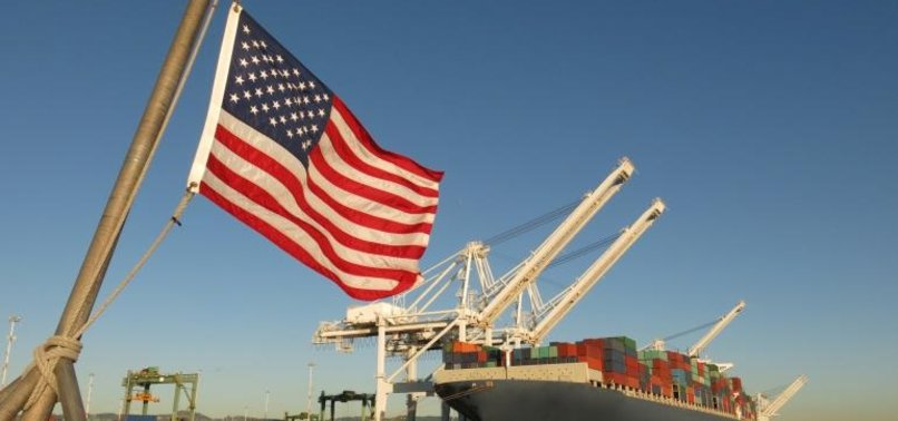 US TRADE DEFICIT RISES TO RECORD $74.4B IN MARCH
