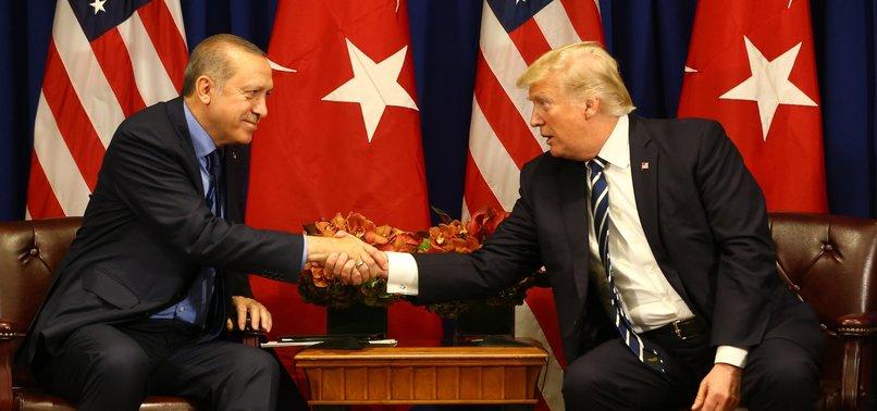 TURKEY, US MENDING STRAINED TIES, BUILD ON ECONOMIC PARTNERSHIP