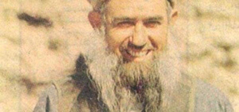 ABDULLAH AZZAM'S WIFE REMEMBERS PALESTINES MUJAHID