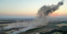 Israel says it strikes Syria targets in response to border incident