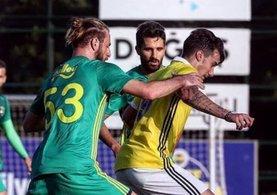 Rapaic, Fenerbahçe idmanında!