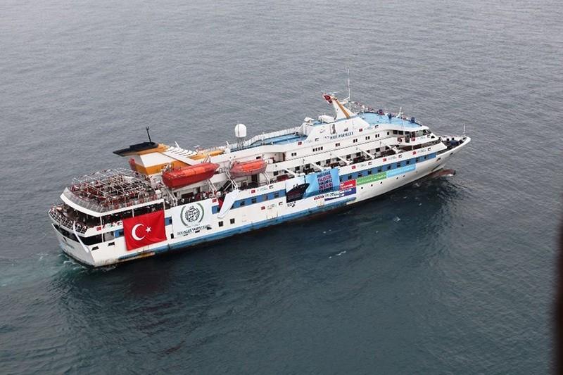 Mavi Marmara flotilla, File Photo
