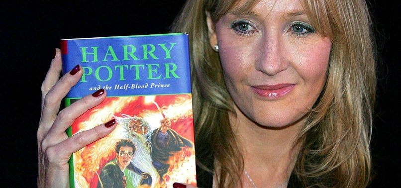 JK ROWLING SAYS SHE IS SURVIVOR OF SEXUAL ASSAULT