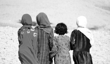 Afganlar bu dünyaya acı çekmeye gelir