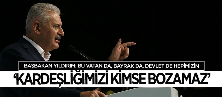 Başbakan'dan Sivas ve Başbağlar olaylarının yıl dönümü mesajı