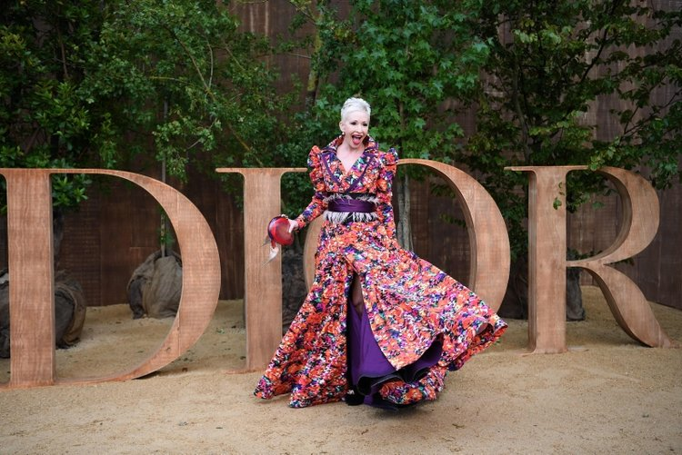 Dior İlkbahar/Yaz 2020 şıklık yarışı