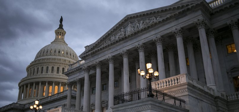 US LAWMAKERS VOTE TO OPPOSE TRUMPS WITHDRAWAL FROM SYRIA