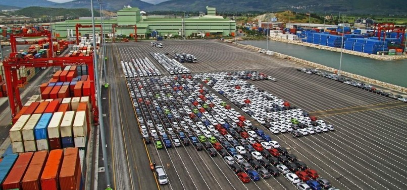 TURKEY OUTPERFORMS 23 EUROPEAN COUNTRIES IN AUTOMOBILE SALES