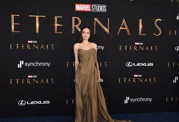 Marvel Filmi Eternals'ın Prömiyeri Yapıldı