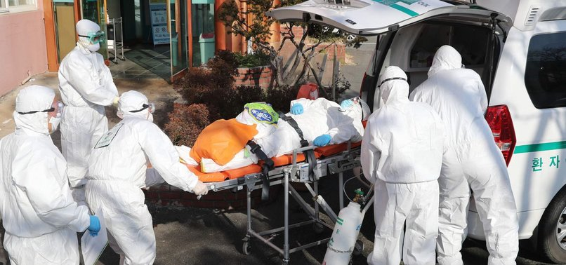 Image result for CORONAVIRUS OUTBREAK DEATH TOLL IN SOUTH KOREA REACHES SEVEN