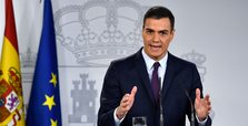 Coronavirus puts EU's future to test: Spanish premier