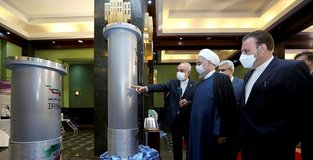 Iran confirms nuclear enrichment of 60% at Natanz