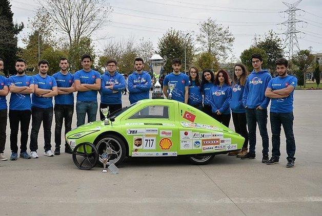 Yeni elektrikli araç Avrupa arenasında