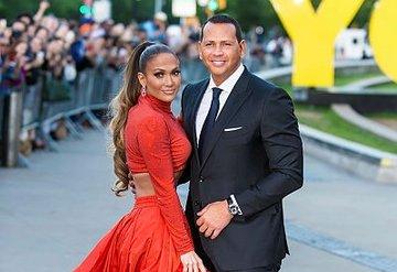 Jennifer Lopez ve Alex Rodriguez'in düğünü koronavirüs salgını nedeniyle ertelendi